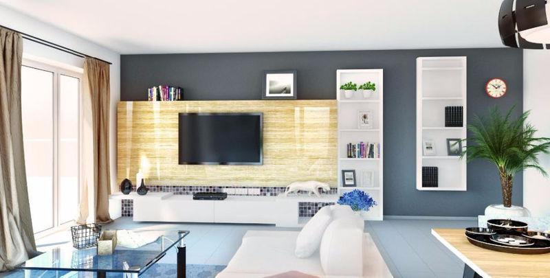 Appartement, 116 m² Décou…