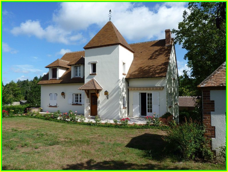 Transaxia immobilier briare immojojo for Maison gien