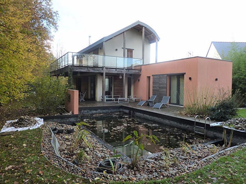Maison piscine treillieres immojojo for Piscine treillieres