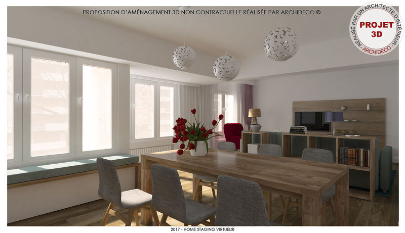 Attique mulhouse 5 pieces immojojo for Appartement atypique 95