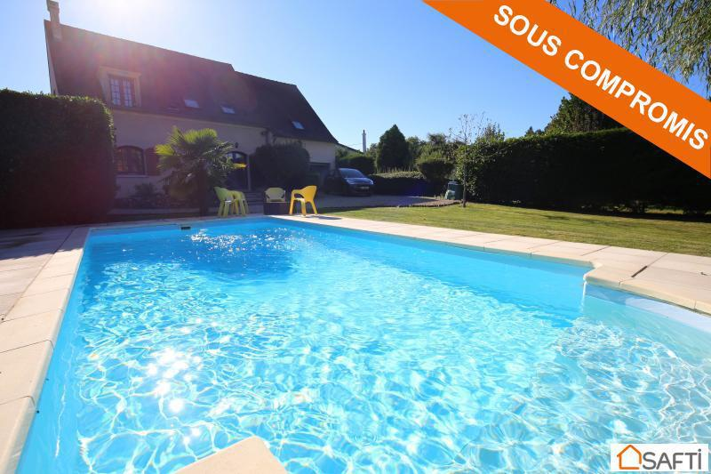Maison chevreuse piscine immojojo for Chevreuse piscine