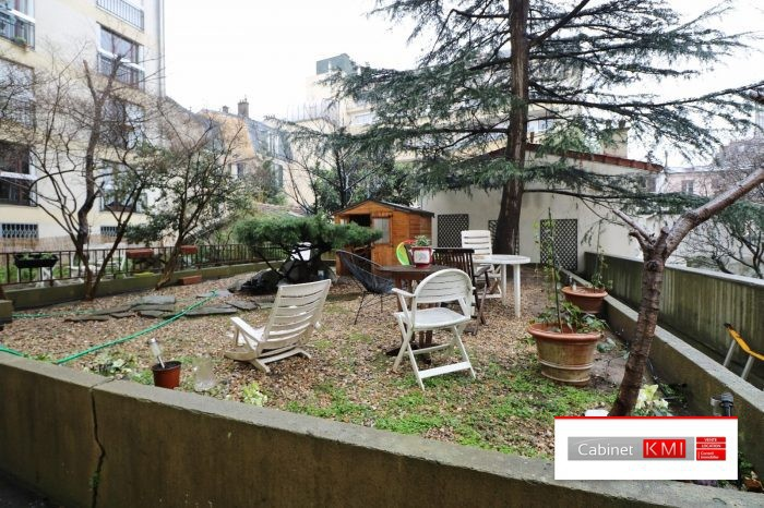 appartement rez jardin paris 19 immojojo. Black Bedroom Furniture Sets. Home Design Ideas