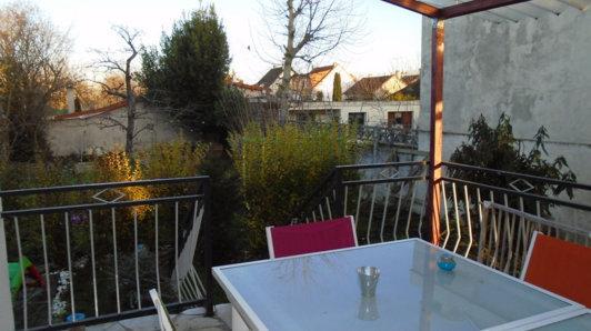 Sol paris ile france garage jardin immojojo for Garage tremblay en france