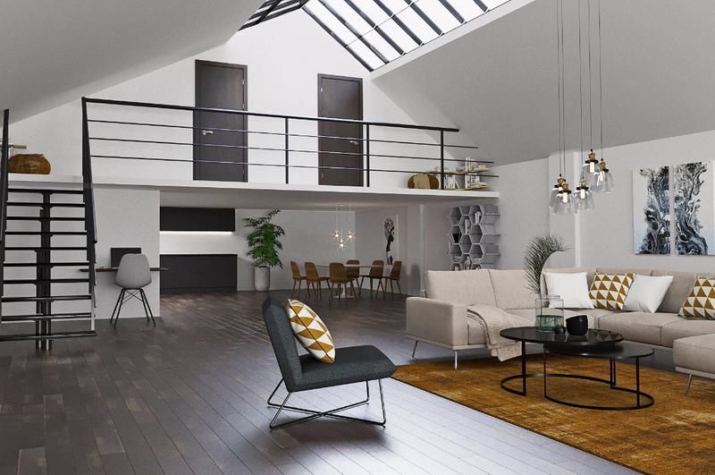 appartement plateau renover bordeaux immojojo. Black Bedroom Furniture Sets. Home Design Ideas