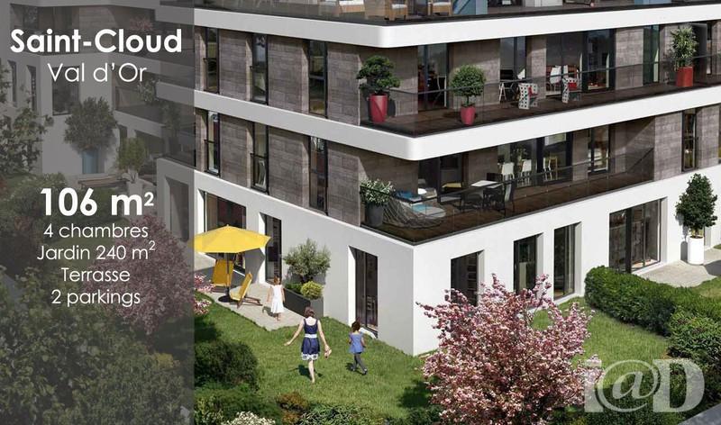 Appartement, 106 m² I@D F…