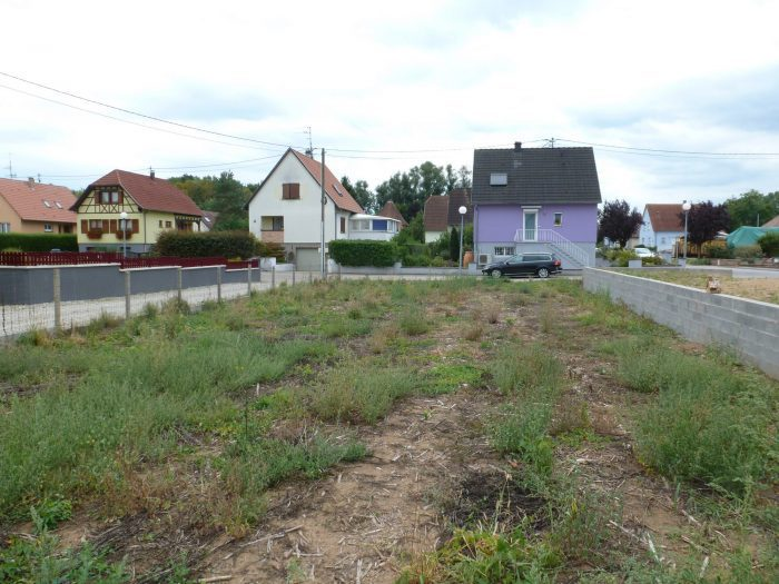 Achat terrain dahlenheim immojojo for Achat de terrain financement