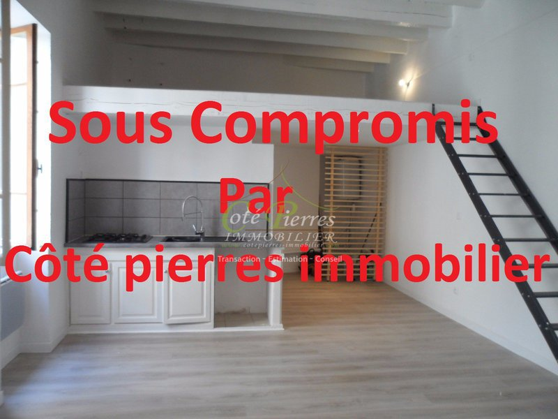 Appartement, 29 m² SOUS …