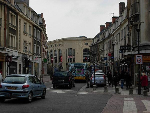 Location centre ville evreux t2 immojojo for Location t2 bordeaux centre ville