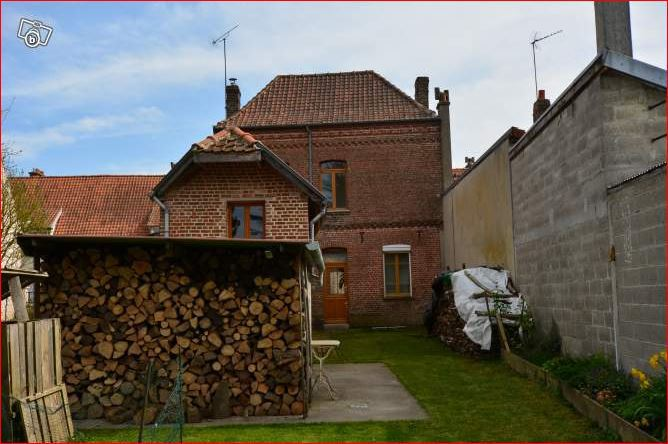 Maison, 105 m² mais…