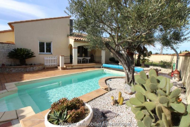 Residence piscine perpignan jardin immojojo for Piscine perpignan