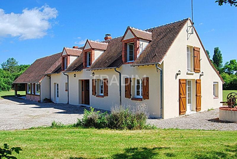 Maison proche montargis piscine immojojo for Maison montargis