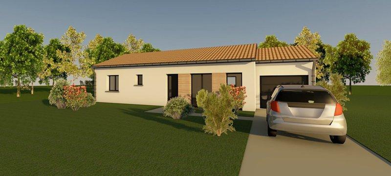 Maison, 85 m² Soval…