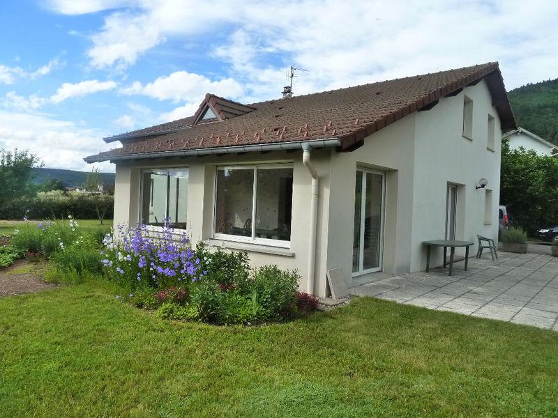 Maison garage st etienne jardin immojojo - Maison jardin orlando menu saint etienne ...