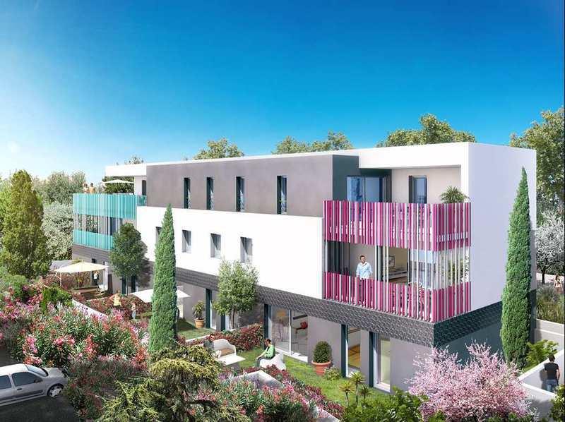 T3 Grand Jardin Montpellier Renove Immojojo