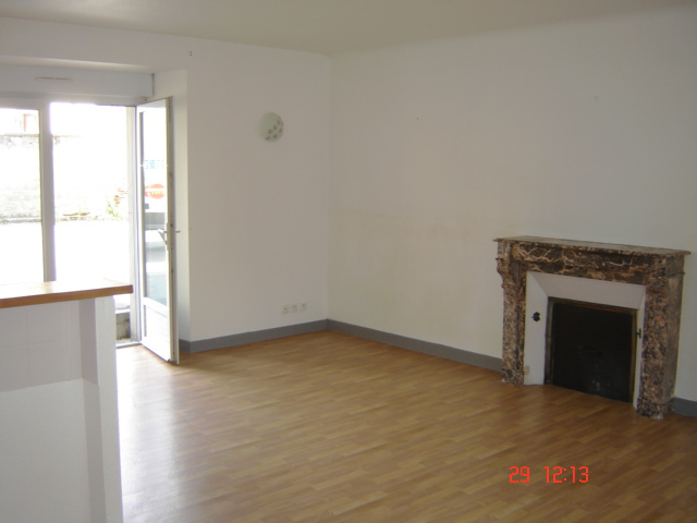 Appartement, 40 m² Rue d…