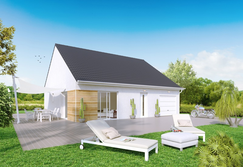 Achat appartement norges le bas immojojo for Achat maison neuve 54