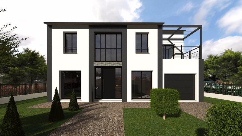 Maison neuve, 137 m² Cette…