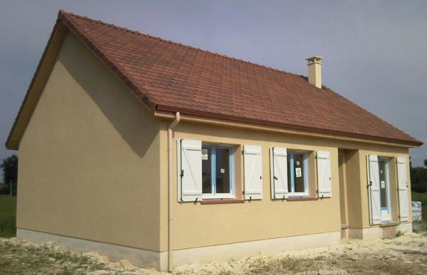 Terrain vimory immojojo for Prix maison neuve avec terrain