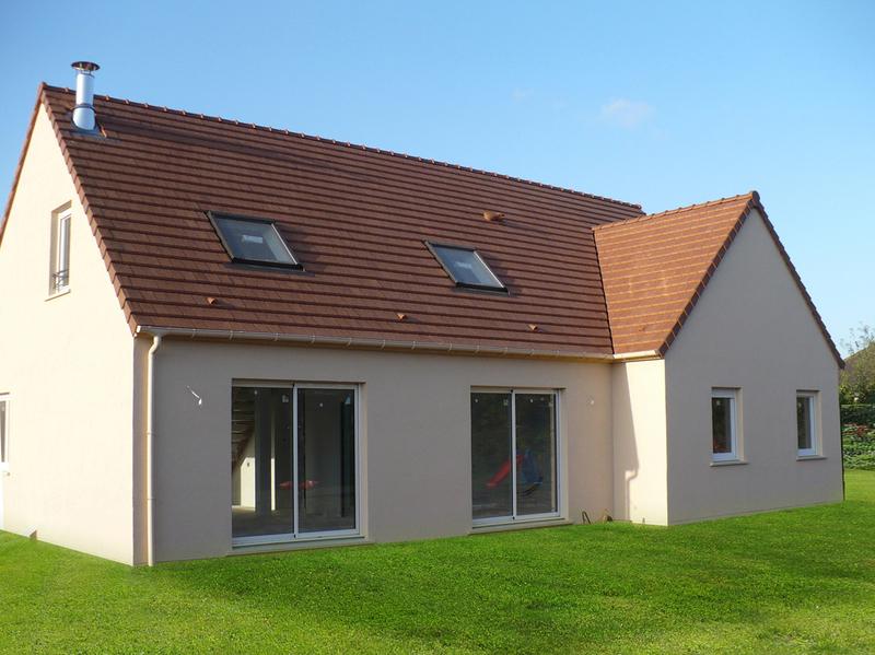 Maison neuve, 100 m² 5 MIN…