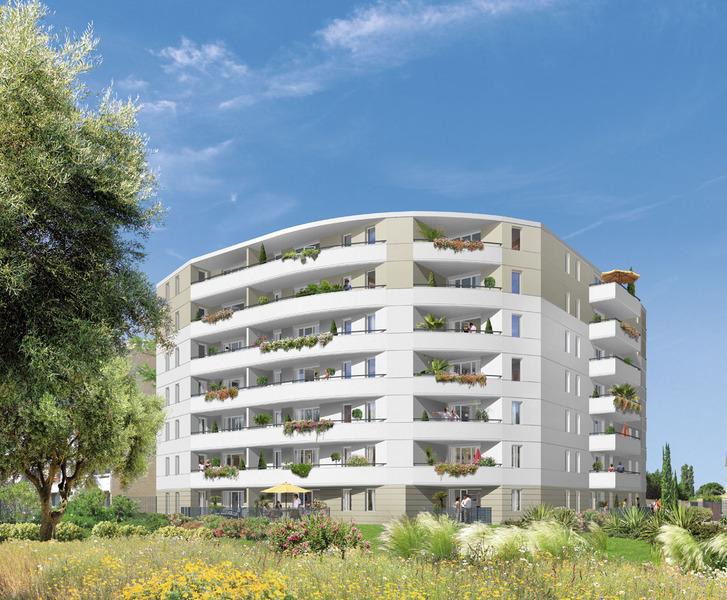 Appartement neuf, 58 m² Dans …