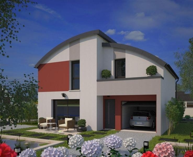 Maison neuve, 115 m² Confo…