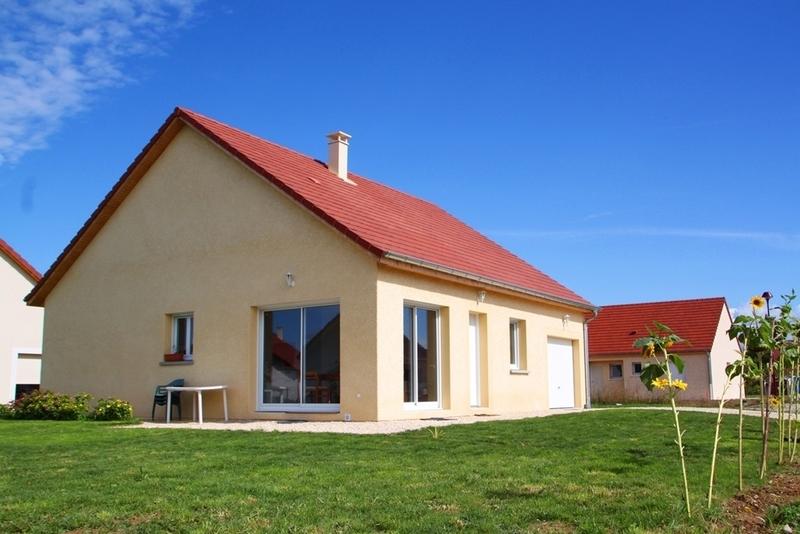 Achat terrain montigny les arsures immojojo for Achat maison neuve 33000