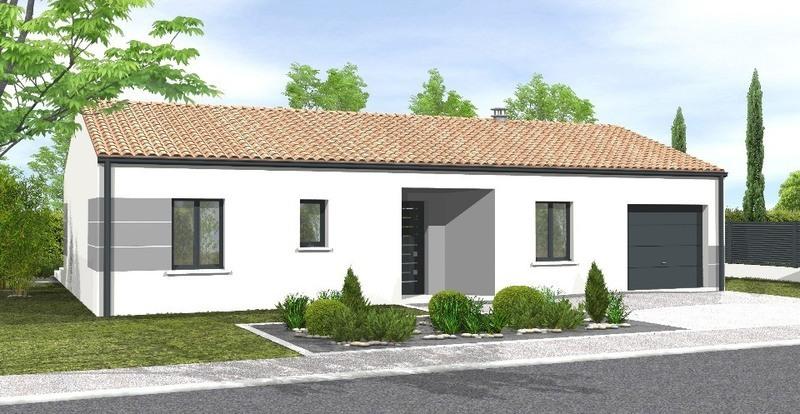 Maison neuve, 75 m² Idéal…