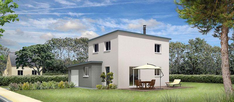Achat terrain botmeur immojojo for Achat maison neuve 74