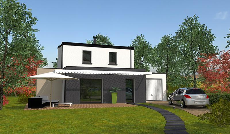 Maison saint herblain bouvardiere garage immojojo for Garage volkswagen saint herblain