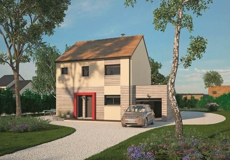Maison neuve, 98 m² Urbai…