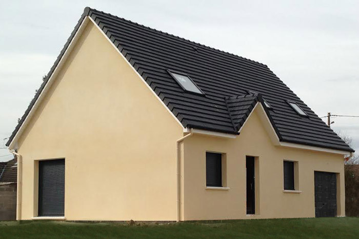 Achat terrain la vaupaliere immojojo for Achat maison neuve 33000