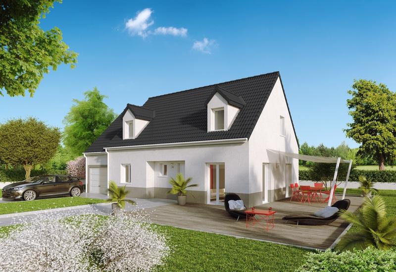 Achat maison aubigny en plaine immojojo for Achat maison neuve 13
