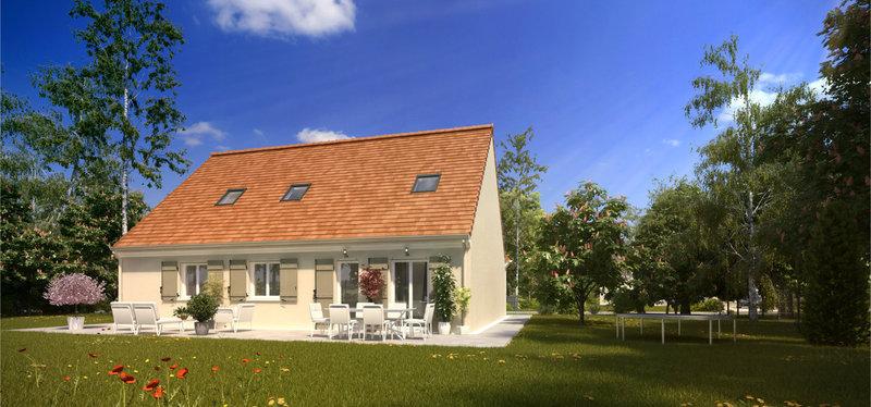 Maison neuve, 128 m² Maiso…