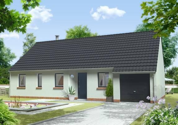 Maison neuve, 88 m² Prix …