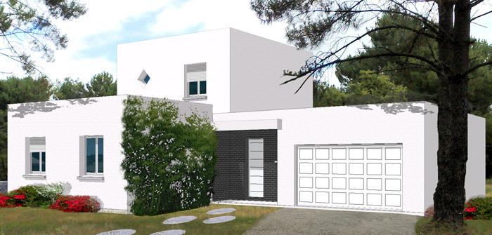 Maison neuve, 117 m² Deven…