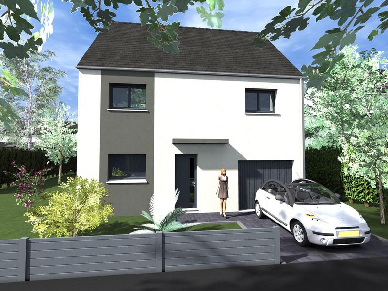 Maison centre ville brive 4 chambres immojojo for Prix maison neuve 5 chambres