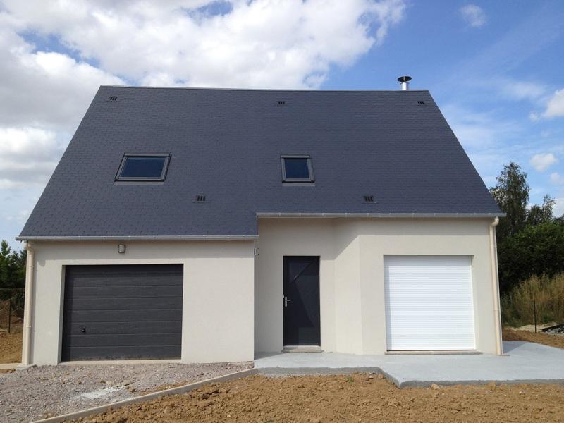Location maison verneuil sur avre immojojo for Prix maison neuve 90m2