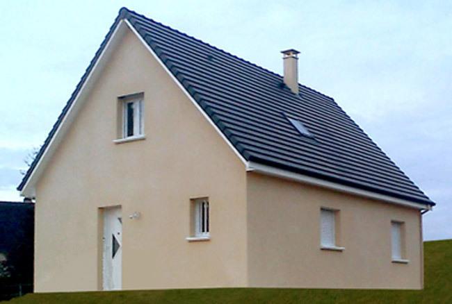 Maison neuve, 82 m² Mesni…