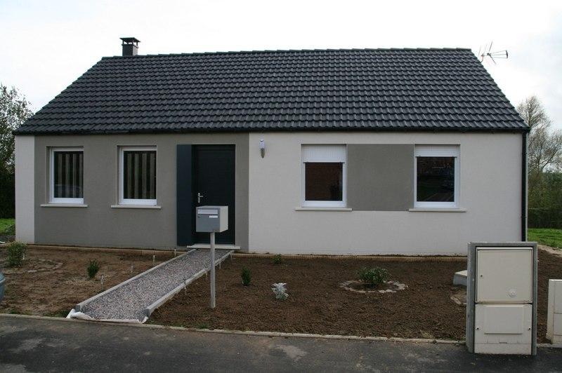 Maison phenix plain pied 3 chambres immojojo for Micro fissure maison neuve