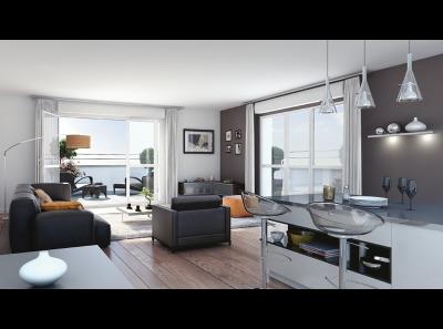 Appartement neuf Décou…