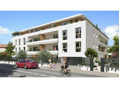 Appartement neuf, 62,1 m² Décou…