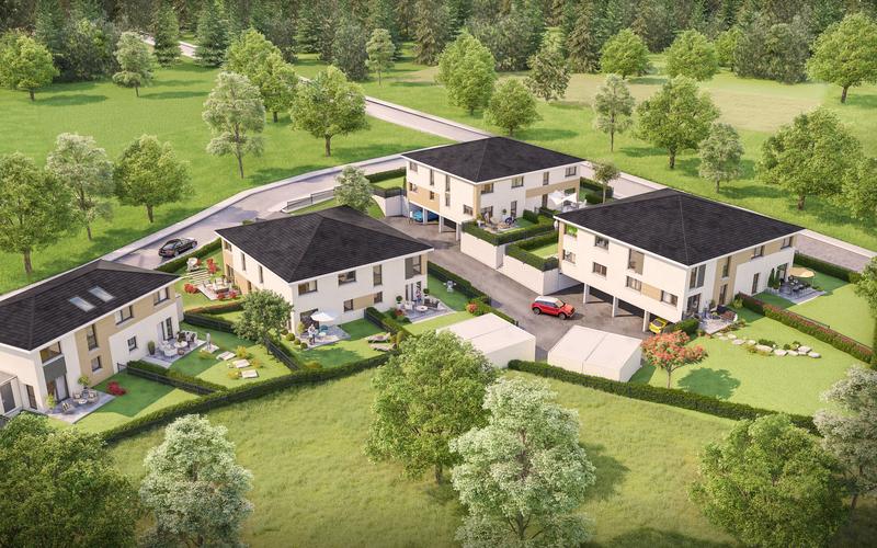 Maison neuve, 83 m² Pour …