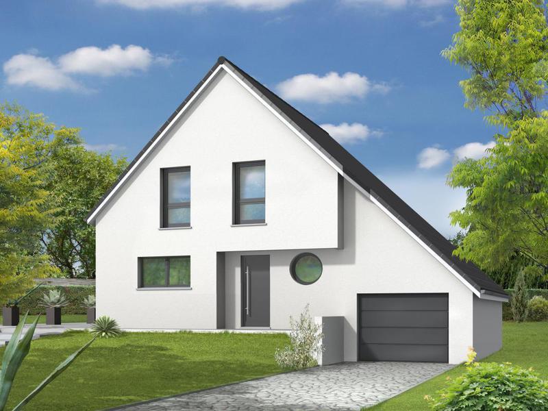 Maison 280000 420000 vendenheim 67550 immojojo - Exoneration taxe fonciere construction neuve ...