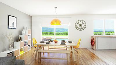 Maison neuve, 110 m² Aimar…