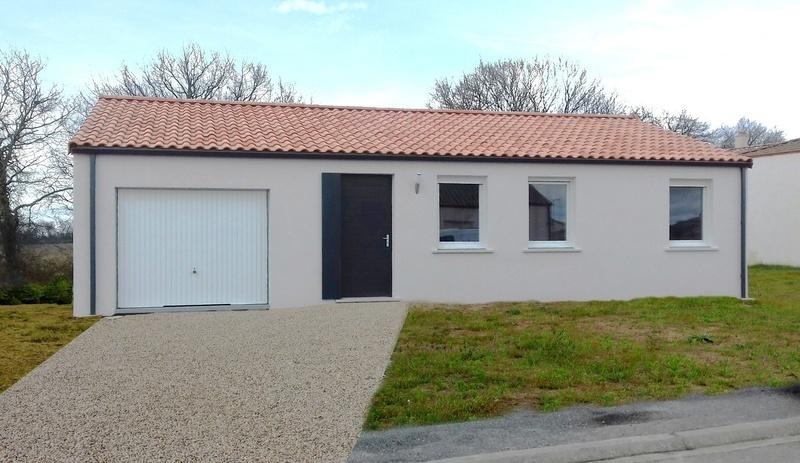 Achat terrain les pineaux immojojo for Achat maison neuve 44