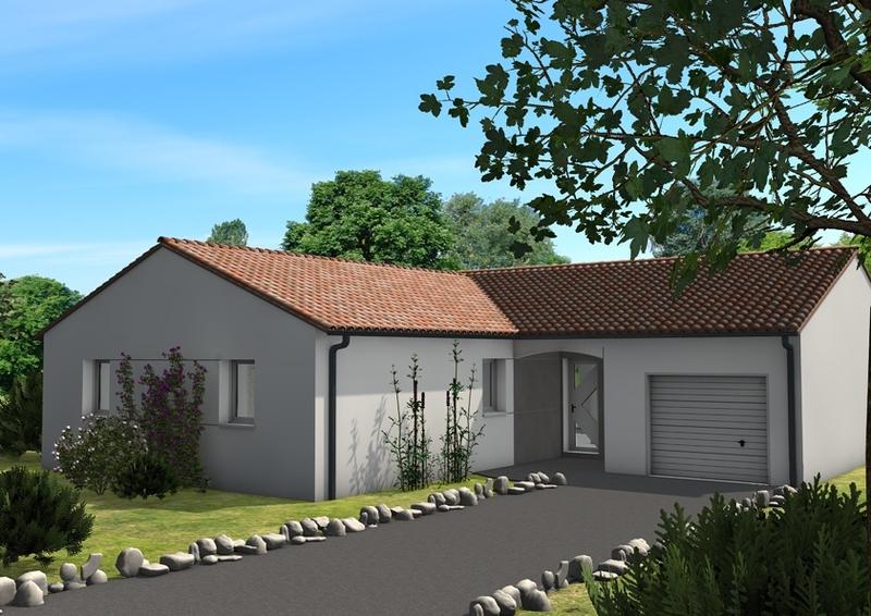 Achat terrain les cerqueux sous passavant immojojo for Achat maison neuve 72