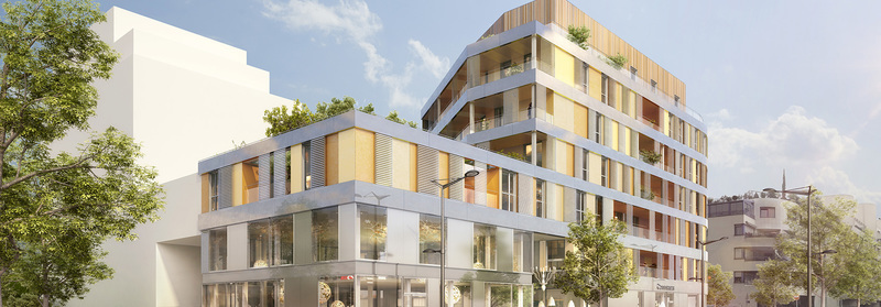 Appartement neuf, 67 m² Lyon …