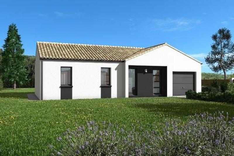 Achat appartement bergeas immojojo for Achat maison neuve deja construite