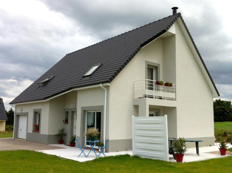 Achat terrain le troncq immojojo for Achat maison neuve 53