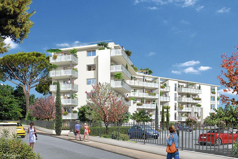 Appartement neuf, 55 m² La ré…